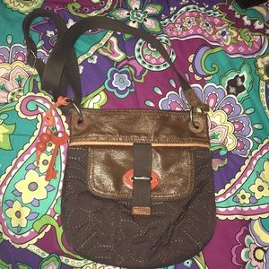 Fossil quilted purse 👜 ❤️